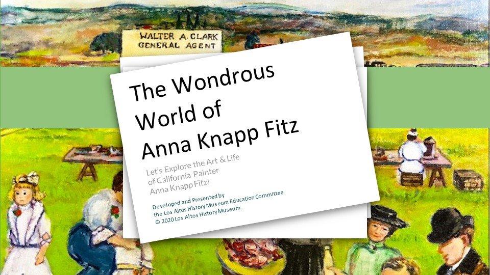 The Wonderous World of Anna Knapp Fitz