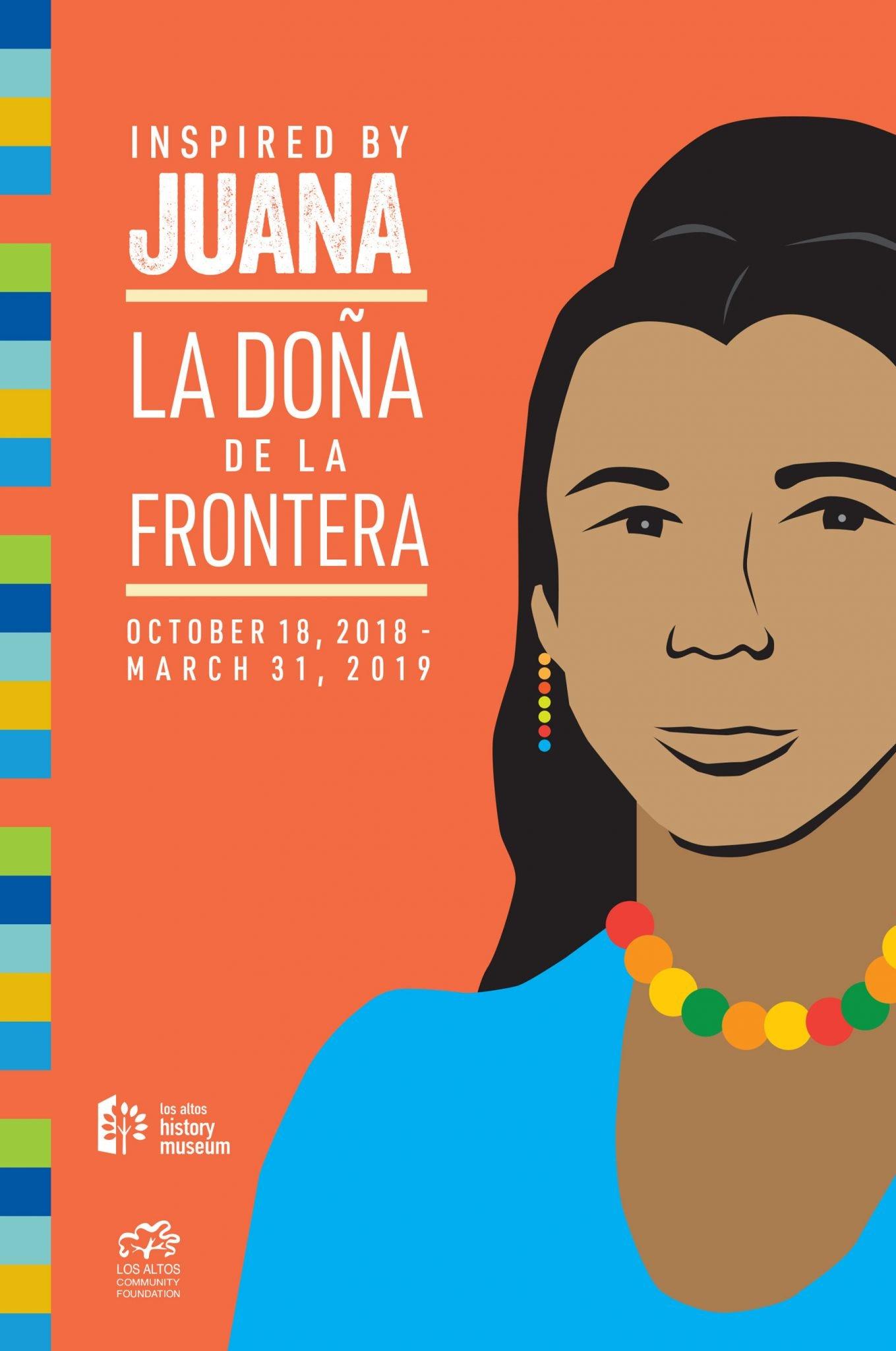 Inspired by Juana: La Doña de la Frontera