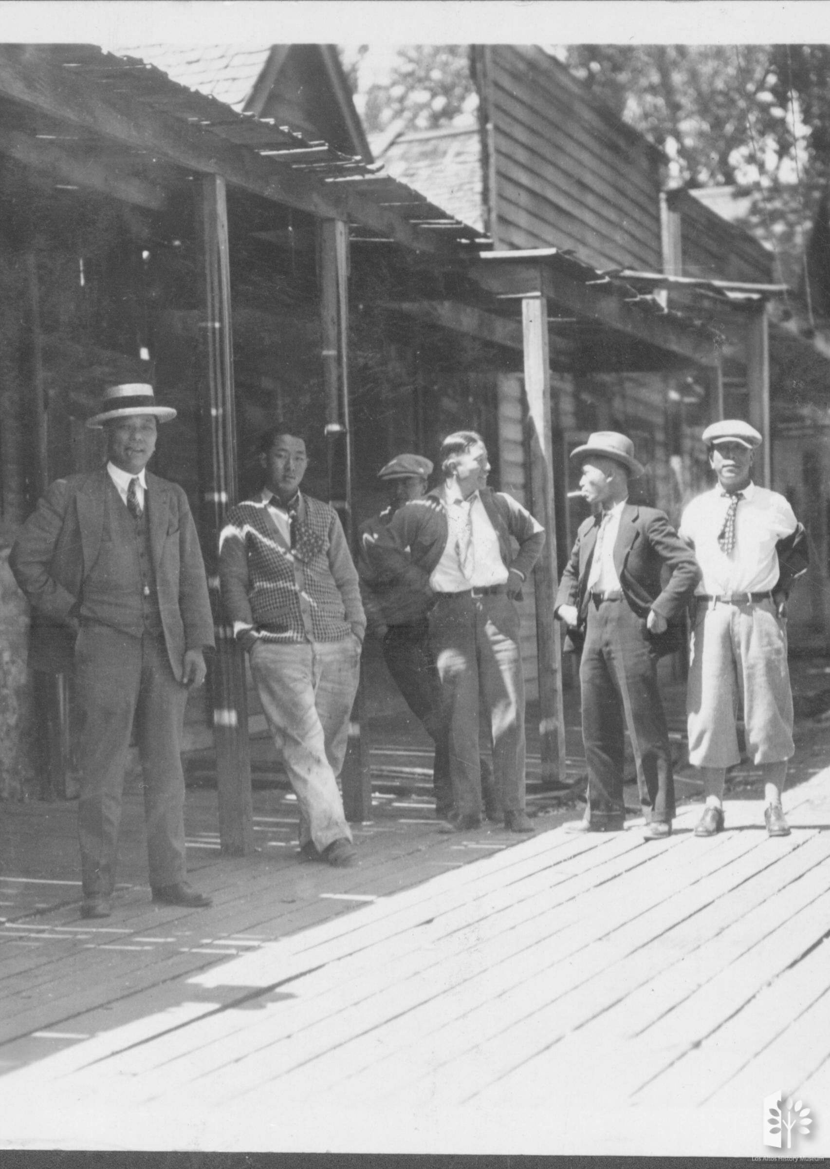 Cannery Pioneers Talk