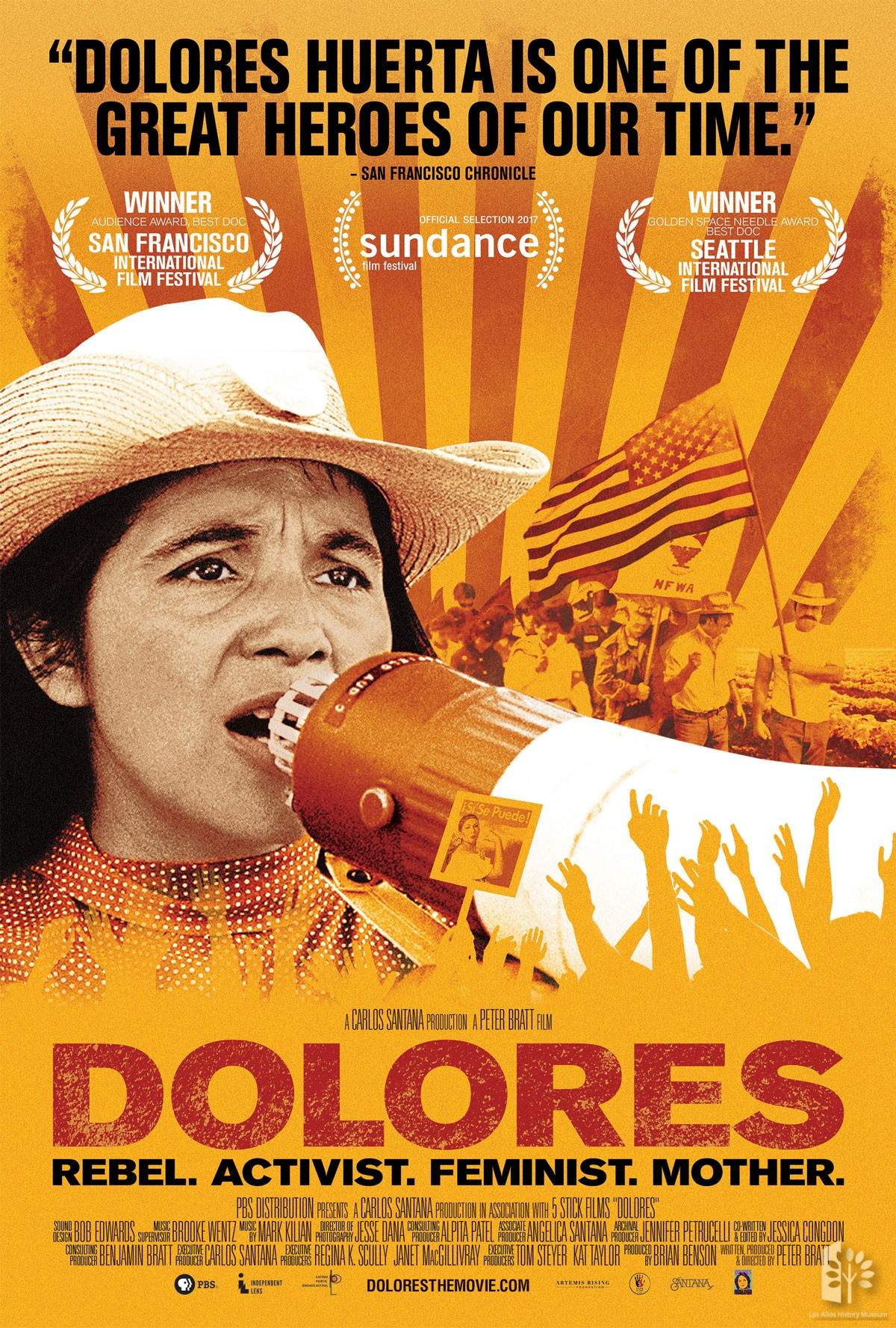 """Canceled - Screening of the movie """"Dolores"""""""