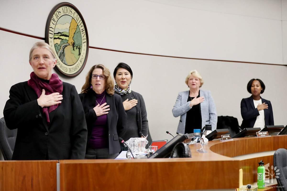 Elected Women Speak Up