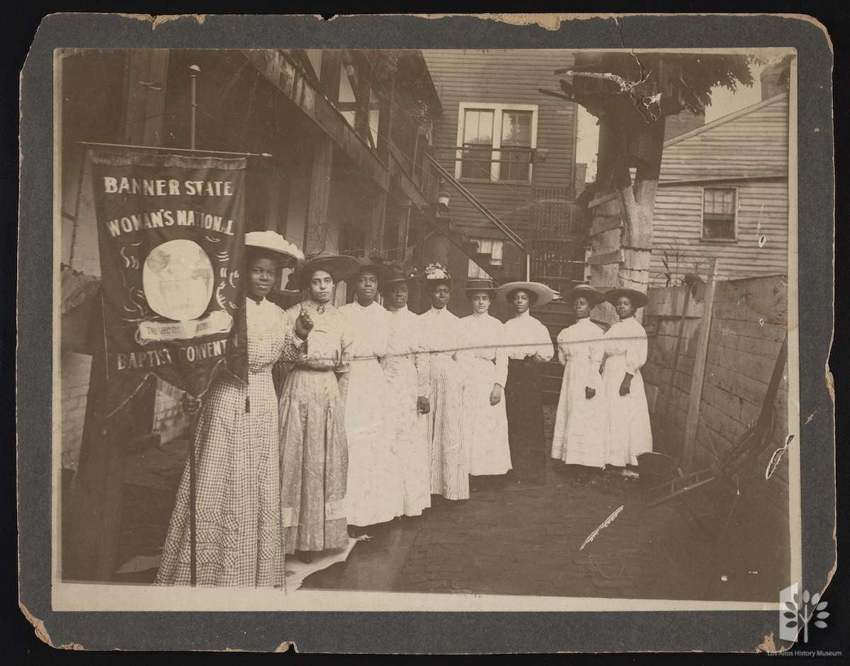 Race and the Suffrage Movement