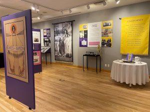 Rise Up Indoor Exhibit