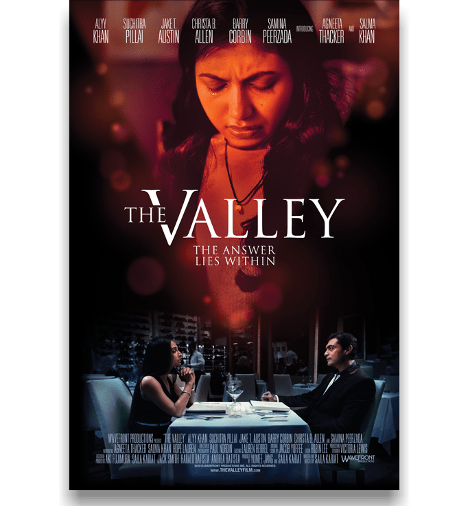 "Film Screening of ""The Valley"" with Director Saila Kariat"