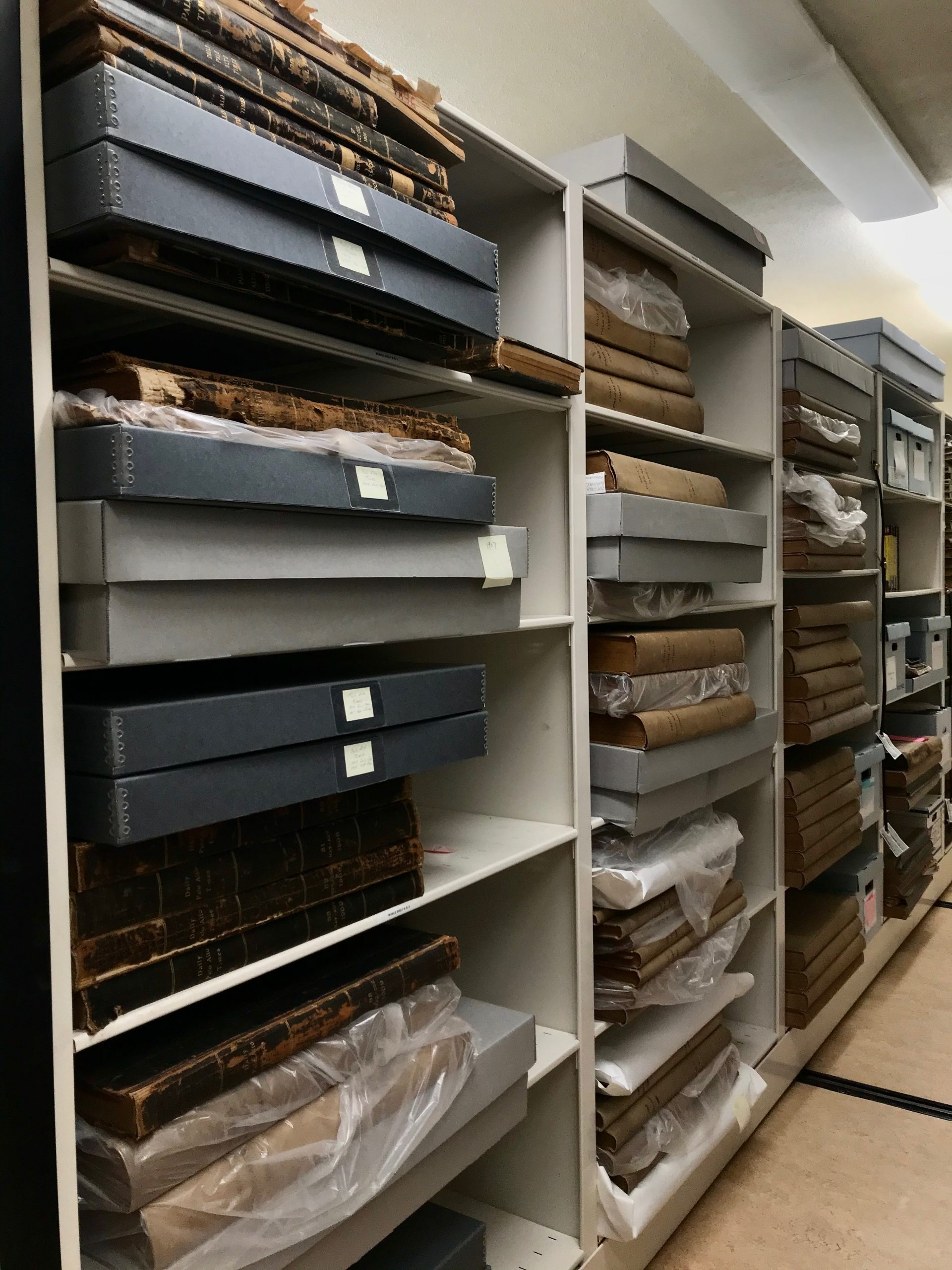 The Museum's Collections Archives.